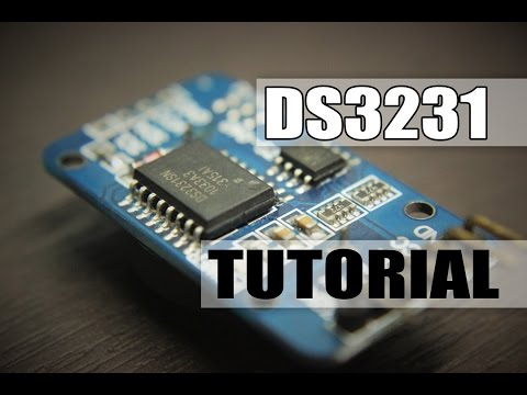 Getting Started With DS3231 RTC Module