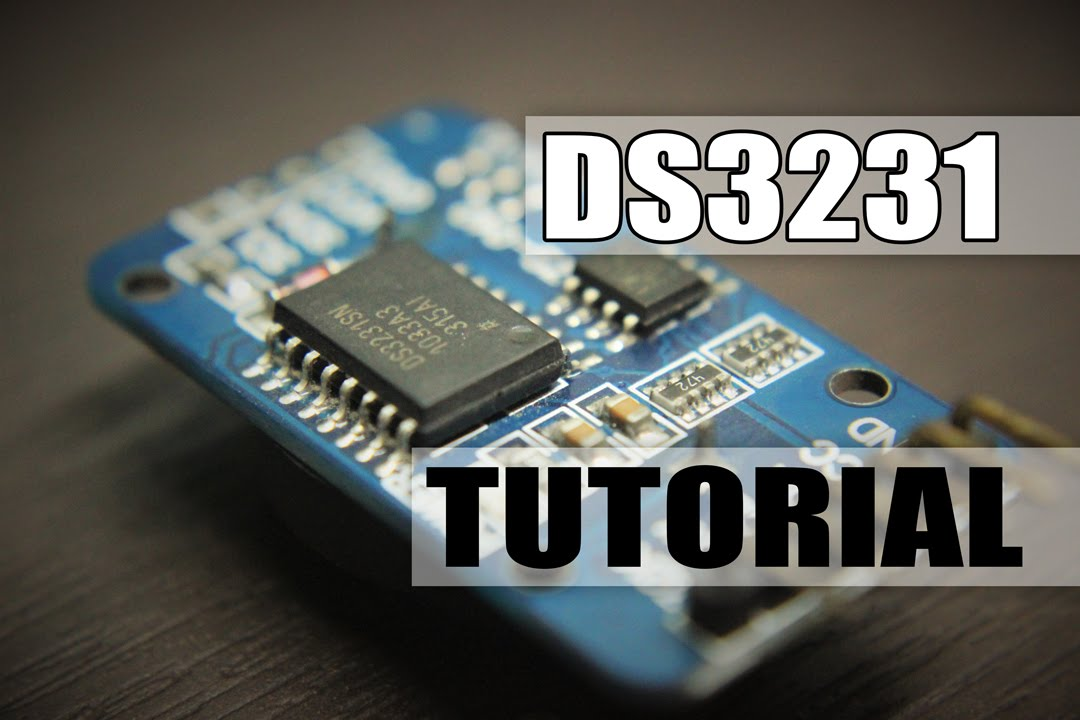 DS3231 RTC Module with EEPROM