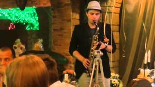 Саксофон на свадьбу. Игнашев Сергей