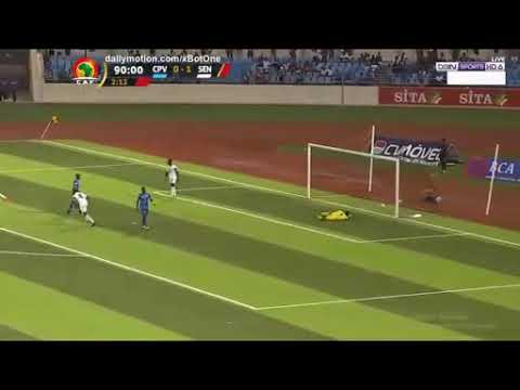 But de Cheikh ndoye contre Cap-Vert : BUUM .