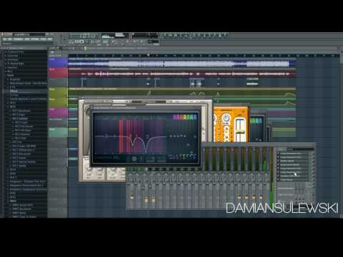 Shawn Mendes - Treat You Better (Alicja Mróz Cover) | FL STUDIO PROJECT VIEW | DL VOCAL