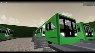 Roblox, Yoshi Rail V3, A look at the lighton trains museum