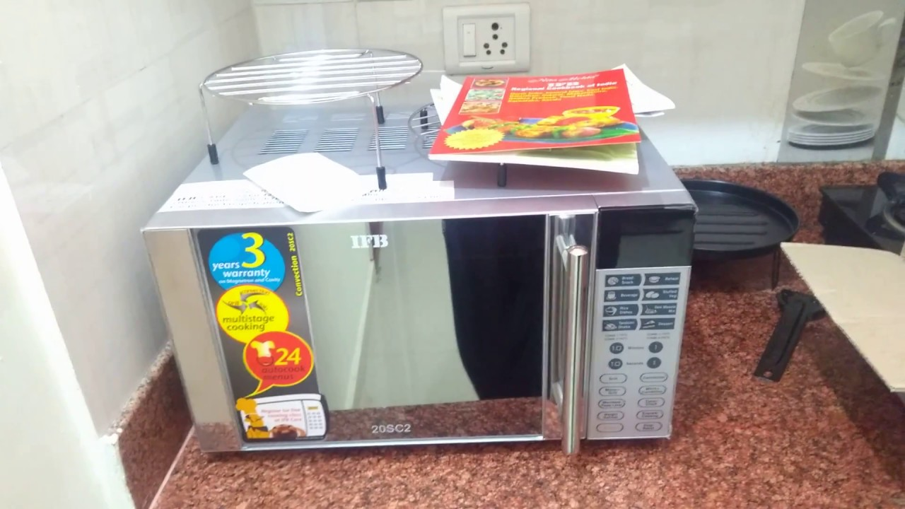 Ifb 20sc2 Convection Microwave Oven