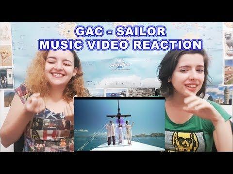 GAC (Gamaliél Audrey Cantika) - Sailor | Music Video Reaction