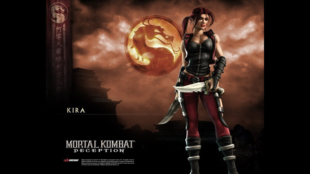 Image result for mortal kombat KIRA