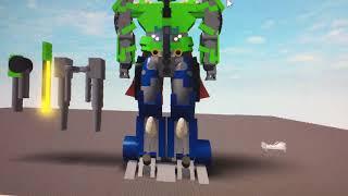 Balditron Prime... ROBOT BALDI IS A GIANT!
