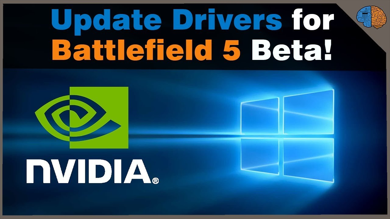 Update Nvidia Drivers to 399 07 to Play Battlefield V! {Shadow & Paperspace}