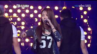Download Live HD | 120728 BoA - Girs On Top + My Name @ SBS Come Back BoA4354 MP3 song and Music Video