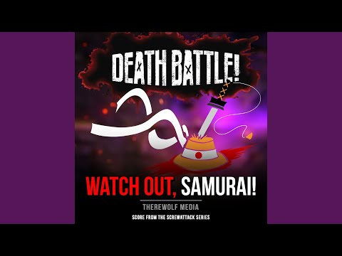 """Watch Out, Samurai! (From The """"ScrewAttack"""" Series)"""