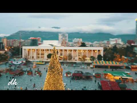 2020 | Christmas Atmosphere in Tirana - Atmosfera e Festave
