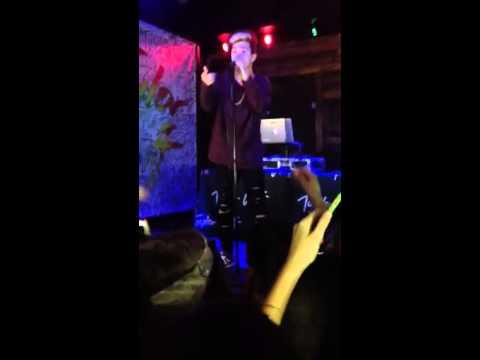Zac Mann Singing Nana