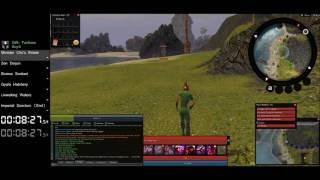 Guild Wars: Factions any% Speedrun in 3:24:29