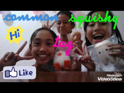 Common Squishy Tag : Common squishy tag - YouTube