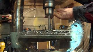 Solid Carbide Drill Bit Test