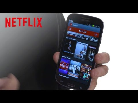 New Netflix Experience on Android  Netflix