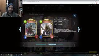 Shadowverse - Rebirth of Glory - Mini Expansão - Review das cartas de Sword (PT-BR)