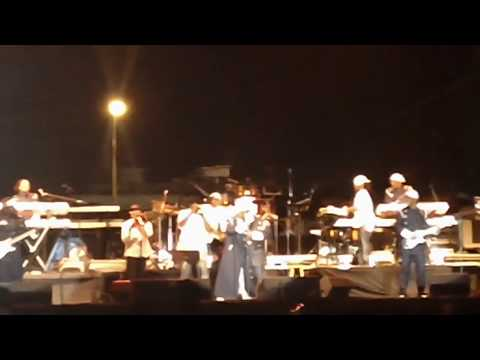 Sugarfoot's Ohio Players @ Bayfest 2011 - Fire