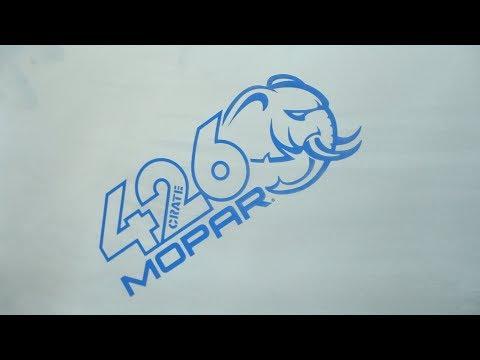 """Hellephant"" 426 Supercharged Mopar Crate HEMI® Engine"