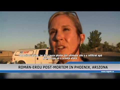ROMAN-EROU POST-MORTEM IN PHOENIX ARIZONA