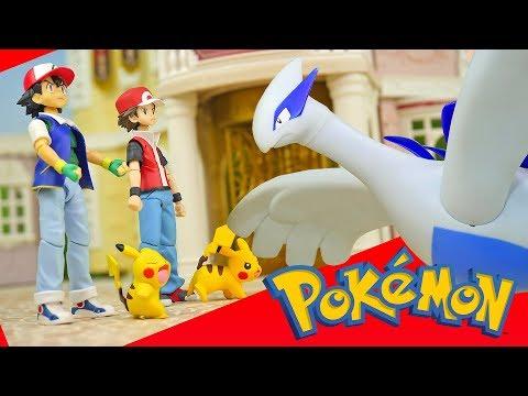 Download Youtube: Pokemon Re-Ment
