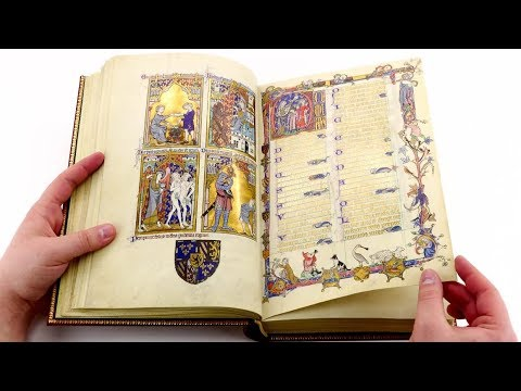 The Peterborough Psalter in Brussels - Leafing through the facsimile edition