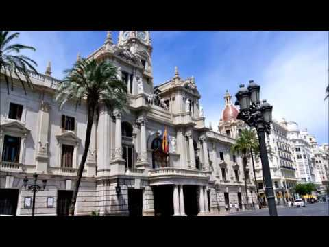 Places to see in ( Valencia - Spain ) Central Post Office - Edificio de Correos y Telegrafos