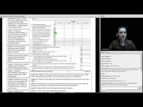 2011 Basic Session 11 - Itemized Deductions (Casualty Losses and Miscellaneous Deductions)
