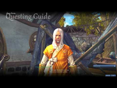 Blade & Soul Bloodshade Harbor - How To Obtain Daily