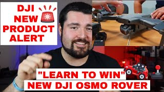 DJI Launch Event - Learn To Win on June 11th - DJI ROVER