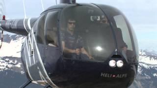 Mountain Training With R44 Raven Ii Hb-Zjw In Switzerland