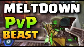 Shadowgun Legends best Sniper? 169 PvP damage with the Meltdown gameplay