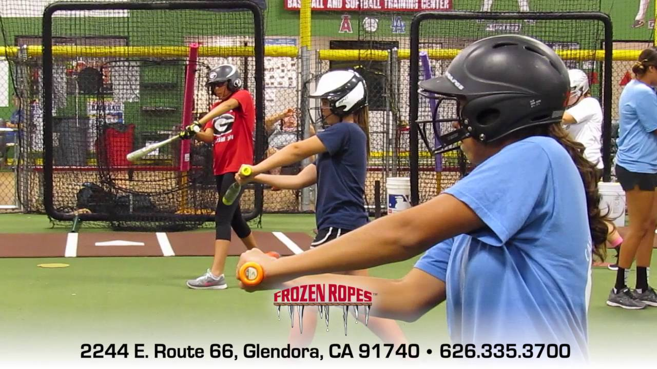Frozen Ropes Of Glendora Baseball Amp Softball Training