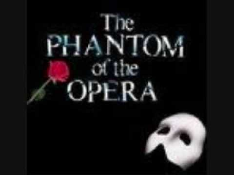 The phantom of the opera soundtrack track 6