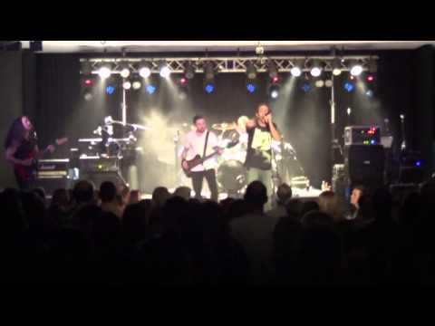 Devil Inside by Deathcap Mushroom @ the Hellenic Club Canberra March 2015