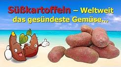 Süßkartoffeln - Weltweit das gesündeste Gemüse