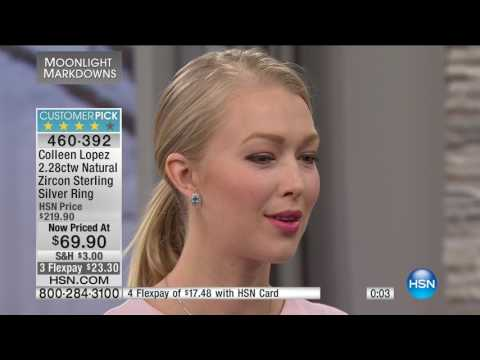 HSN | Moonlight Markdowns featuring Jewelry 02.02.2017 - 04 AM