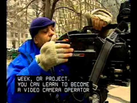JOBS: Cinematographer Camera Operator Careers