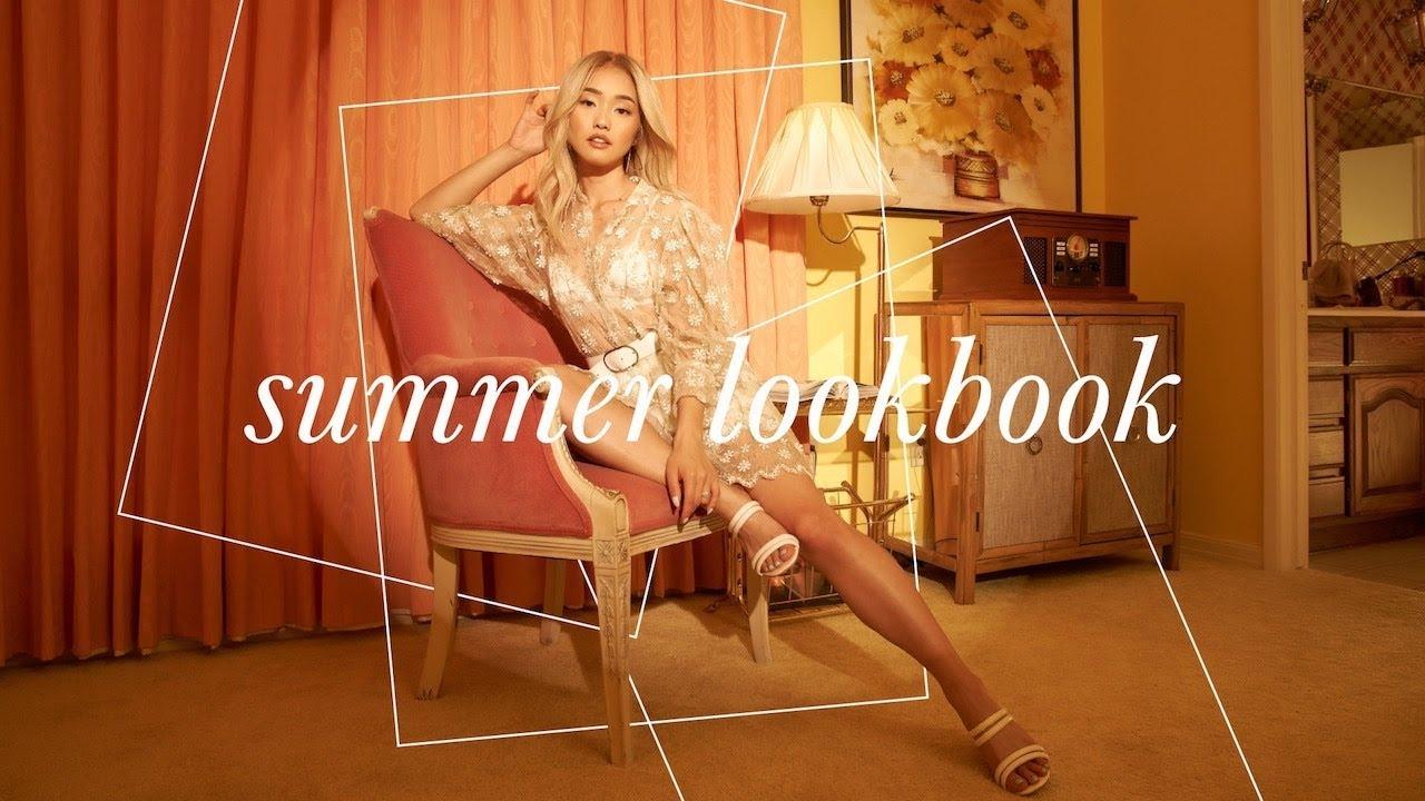 ME-N-ALL MY WIGS I Eggie Summer Lookbook