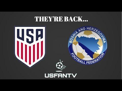 USfanTV: USA v. Bosnia & Herzegovina Preview