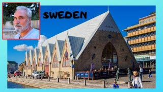 SWEDEN: EXPLORING the historic FISH MARKET of FESKEKORKA in GOTHENBURG