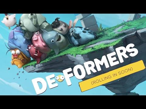 Deformers будет доступна бесплатно на Xbox One в ближайшие дни