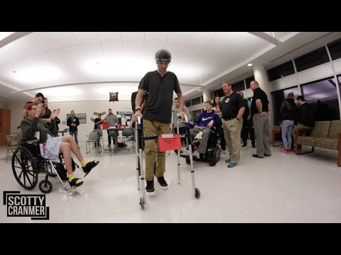 Scotty Cranmer – Road2Recovery Foundation