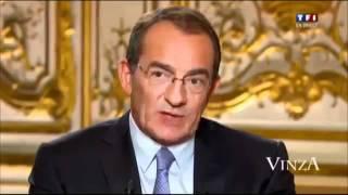 Détournement Nicolas Sarkozy quitte Carla Bruni