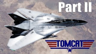 DCS: Encountering the Aim-54 Phoenix Part 2- F-14 Tomcat Mod Vs F-18 Hornet