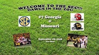 2012 Georgia @ Missouri One Hour