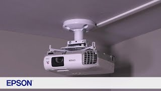 Epson Universal Projector Mount | Take the Tour