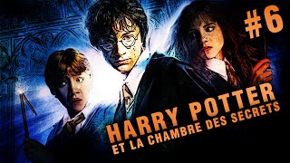 Harry Potter Et la Chambre des Secrets | Let's Play #6 : Anniversaire de Mort