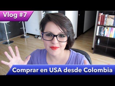 Vlog #7 | Comprar en USA desde Colombia