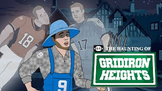 Old, Injured QBs Take Over a Haunted House | Gridiron Heights 2020 Halloween Special