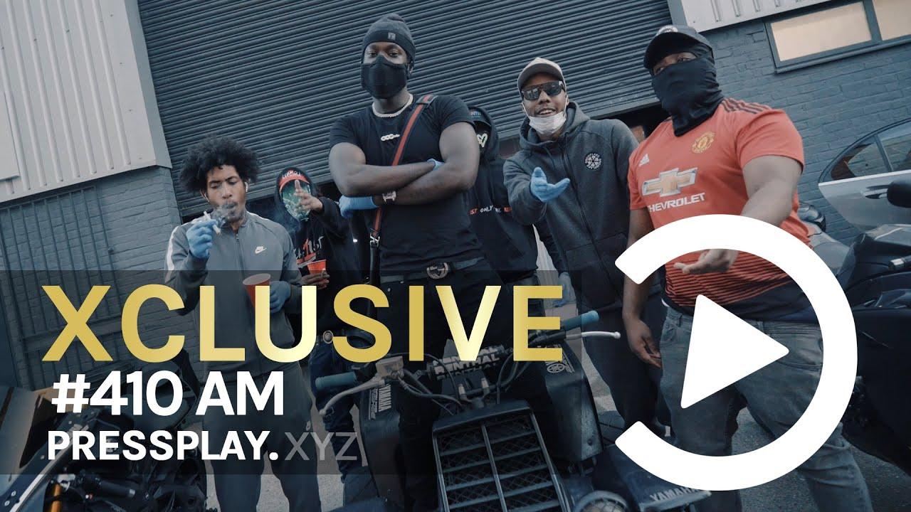 #410 AM - Jeremy Corbyn (Music Video) Prod By ZCBeats X CZR | Pressplay